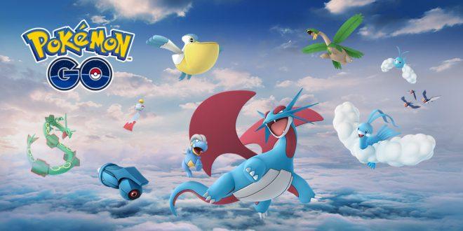 Risultati immagini per pokemon volante