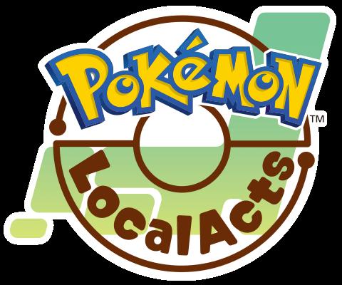 Logo Pokémon Local Acts